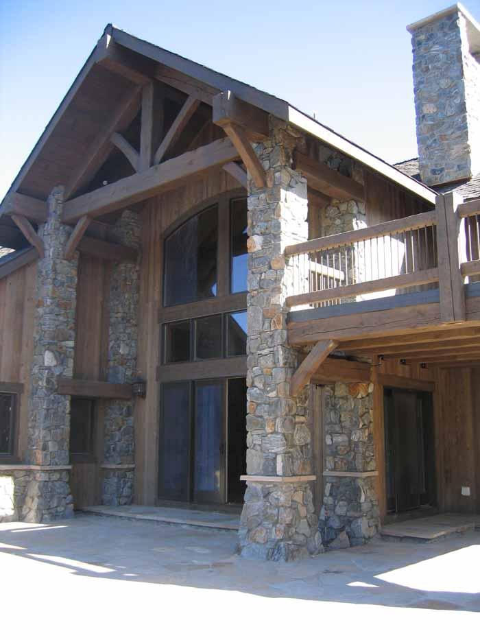 Evergreen mountain traditional home landmark luxury homes for Luxury traditional homes